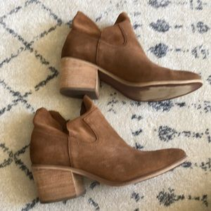 bp Shoes - Nordstrom Brice Notched Bootie